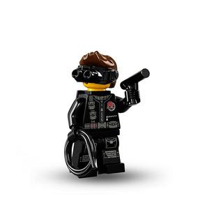 Lego Serie 16 Espia Spy Legobricksrfun
