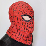 Mascaras Latex Spiderman Hombre Araña Halloween Disfraz Niño