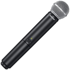 Microfone Sem Fio Shure Blx24 Sm58 P R O M O Ç Ã O