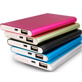 Powerbank Bateria Externa Portatil 12000 Mah Celular Tablet