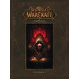 World Of Warcraft Crónica Tomo 1 Tapa Dura Nuevo Español