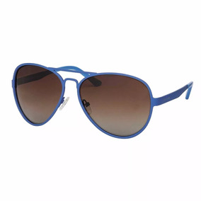 Lentes De Sol Azules Nivada Con Protección Uv. Modelo 1477p