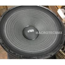 Parlante 15 Maxpro 450wrms Componentes Ev