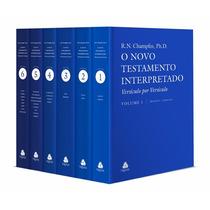 Comentário Bíblico Do Novo Testamento R. N. Champlin S/juros