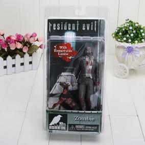 Resident Evil Zombie Action Figure Articulado Colecionador