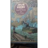Colección Julio Verne Viaje Al Centro De La Tierra Nuevo