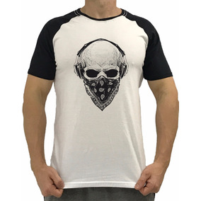 Camiseta Raglan Casual Academia Treino T-shirt Camisa