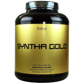 Syntha Gold - Ultimate Nutrition -2270g- Melhor Que Syntha 6