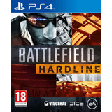 Battlefield Hardline Ps4 Super Oferta