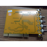 Placa De Captura Techwell Tw6805a