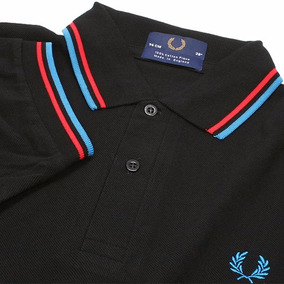 Chomba Polo Fred Perry Made In Uk -stock Limitado