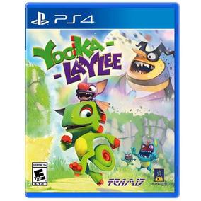 Game Yooka-laylee Ps4