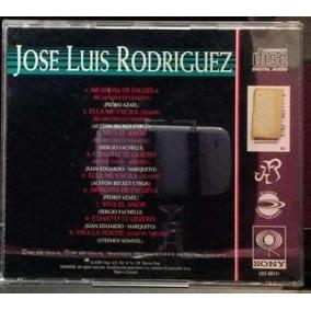 Cd Jose Luis Rodrigues - El Puma - En Ritmo