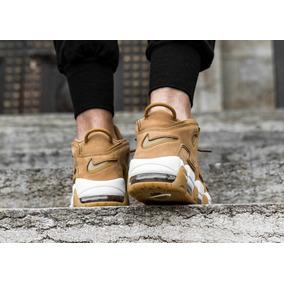 Zapatillas Nike Air More Uptempo Wheat Flax