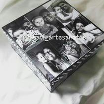 Caixa Mdf Personalizada Com Fotos