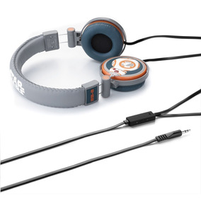 Auriculares Star Wars Disney Edition Bb-8 One For All