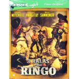 3 Balas Para Ringo - Faroeste Dvd Orig Novo Lacrado Dublado