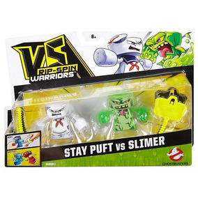 Vs Ripspin Warriors Surtido 1 Pack De 2 Marshmallow Vs Slime