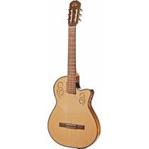 Guitarra Electroacústica La Alpujarra 300kec Fishman Ink-400