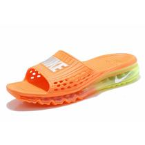 Sandália Nike Air Max Chinelo Lançamento 2017 Original