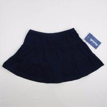 Bonita Falda Con Short Incluido Para Niña Circo Talla 24 M