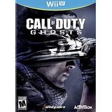 Call Of Duty: Ghosts Nintendo Wii U X05