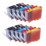Cartuchos De Tinta Impresora Kit 5 Unidades