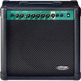 Stagg 40 Ga R Eu - Amplificador De Guitarra 40 W Rms
