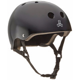 Casco Para Patinaje Triple 8 Brainsaver Glossy Helmet Median