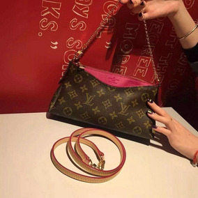 Bolsa Louis Vuitton Pallas Clutch Cartera Lv Gucci Ch Chanel