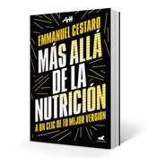 Mas Allá De La Nutrición - Libro Emmanuel Cestaro