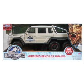 El333 1/24 Mercedes Benz Camioneta Pick Up Jurassic World
