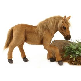 Cavalo Palomino 50 Cm