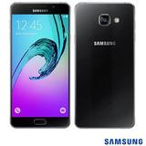 Samsung Galaxy A7 Preto Samsung 5.5 4g 16gb 13mp - Sm-a710m