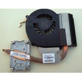 Disipador Con Cooler Para Hp Y Compaq 646183-001