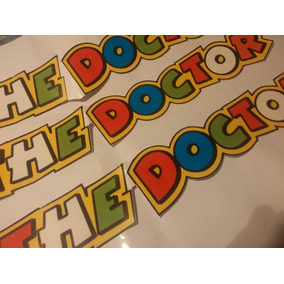Calco Valentino Rossi 46 The Doctor Moto