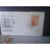 Tyo- Um Envelope Do Brasil Comemorativo