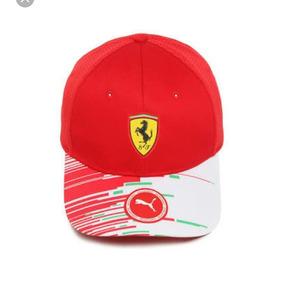 Bone Scuderia Ferrari Team Cap Puma - Bonés no Mercado Livre Brasil adff0601f6d