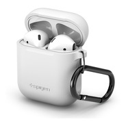 Funda Spigen Apple AirPods Silicone Fit 100% Original