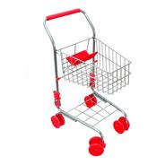 Carrito De Compras Metal Supermercado Muñeca Cuby T205 Full