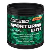 Isotônico Sportdrink Elite Exceed 500g Eletrólito Hidratação