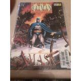 Leyendas De Batman Mask!! Num 39!! Ediciones Zinco!!