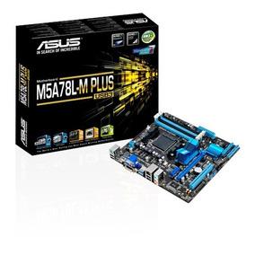 Placa Madre Asus Am3+ M5a78l-m Plus Usb3 Box