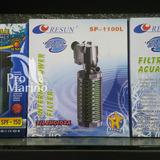 Filtro Interno Para Acuarios Sp-1100l Resun 500 Lts/hr