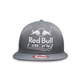Bone 950 Red Bull Racing Aba Reta Strapback Cinza New Era 7fe8e41f730