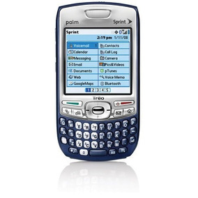 Palm Treo 755p (azul) Sprint Cdma Pda Celular