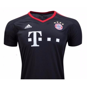 Nueva Camiseta Del Bayer Munich Arquero 2018 adidas