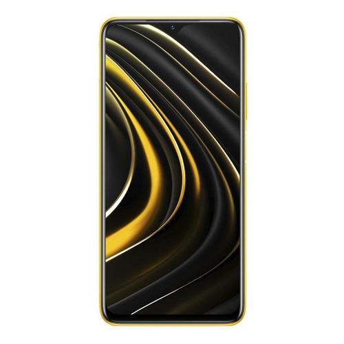 Xiaomi Pocophone Poco M3 Dual SIM 128 GB amarillo poco 4 GB RAM