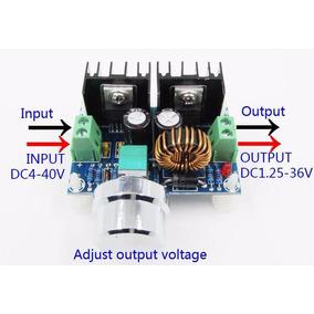 Regulador De Tensão Step Down 8a Xl4016e1