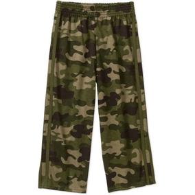 Pans Patalon Camuflaje Militar Americano Talla 4 Años